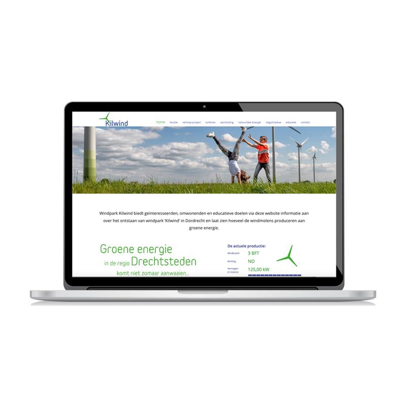 Website Kilwind