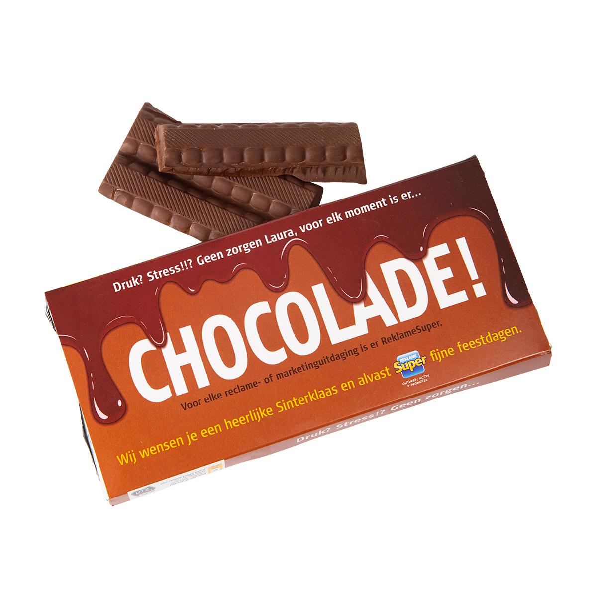 Mailing Chocolade 2017