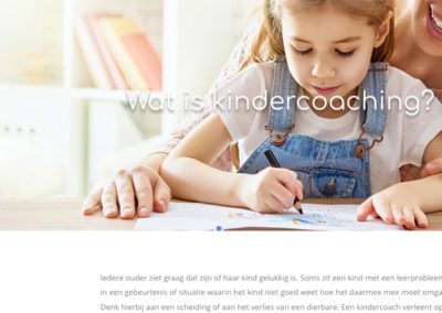Reneedekindercoach wat is...