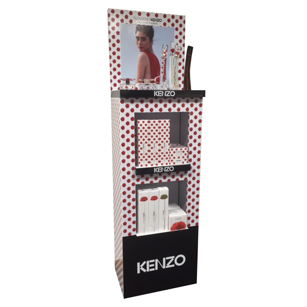 Display-KENZOFLOWER-Stocker