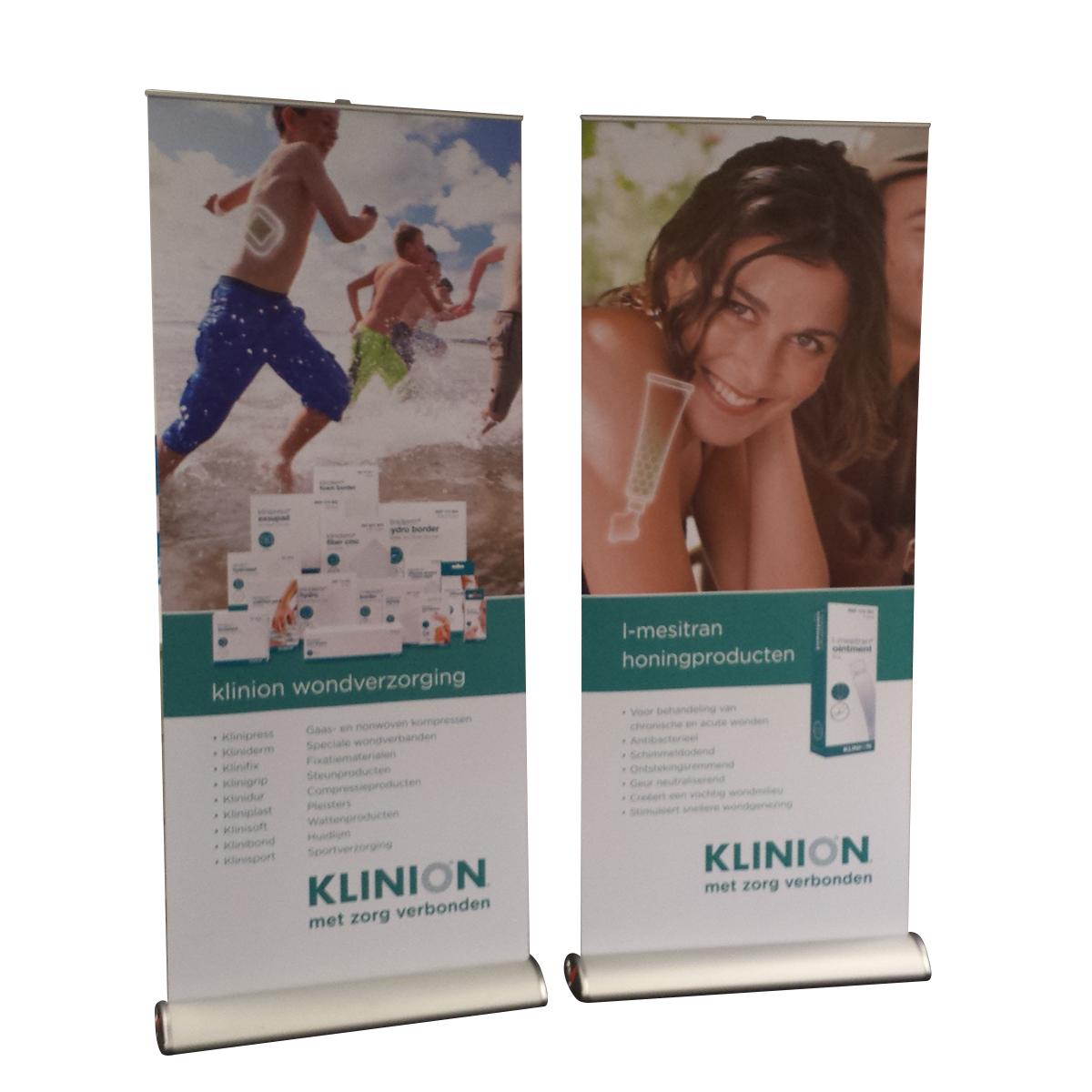 RollUp banner Klinion