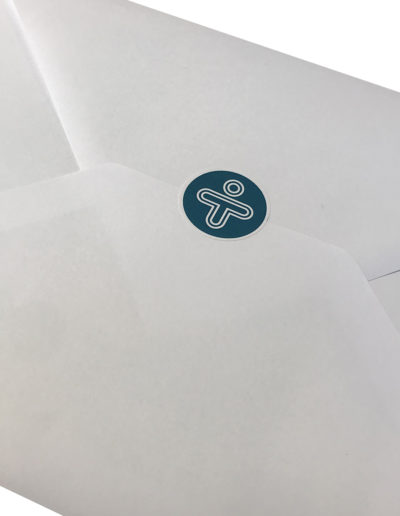 Medeco envelop + sluitzegel