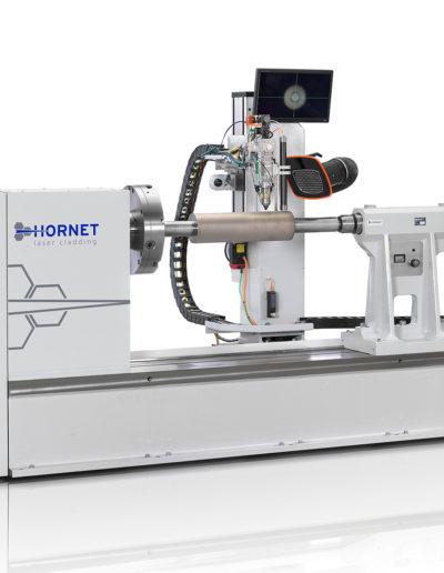 Hornet Lasercladding