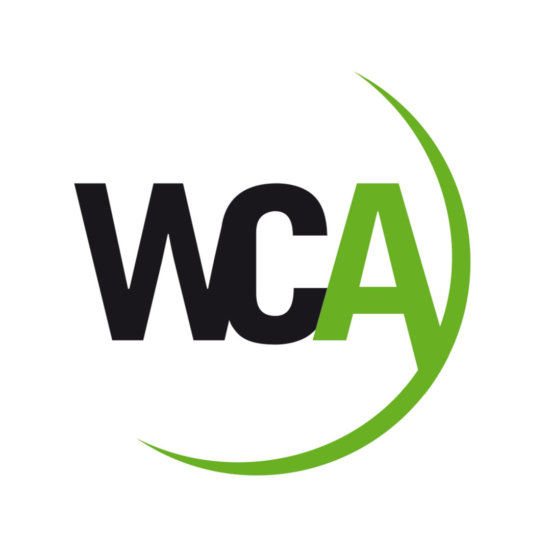 Logo ontwerp WCA