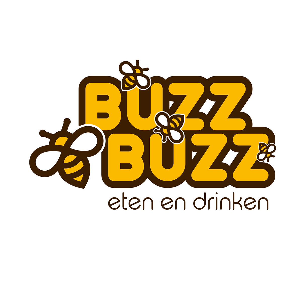 Logo + aankleding lunchroom