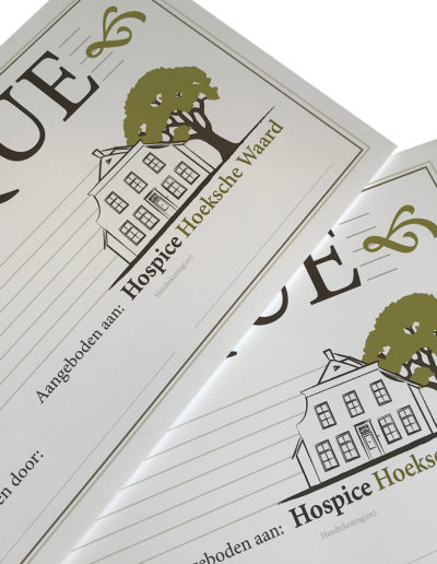 Hospice-Cheques