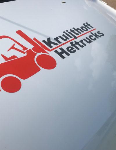 Kruijthoff Heftrucks motorkap