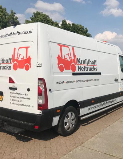 Kruijthoff Heftrucks rechtsachter