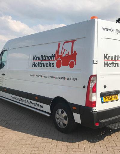 Kruijthoff Heftrucks schuinachter