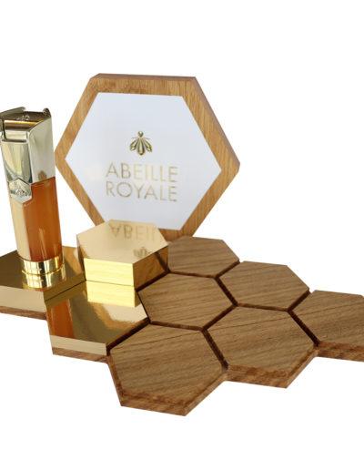 GUERLAIN Abeille Royale display