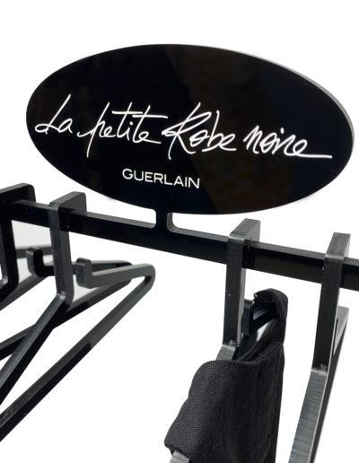 GUERLAIN LaPetiteRobeNoire display