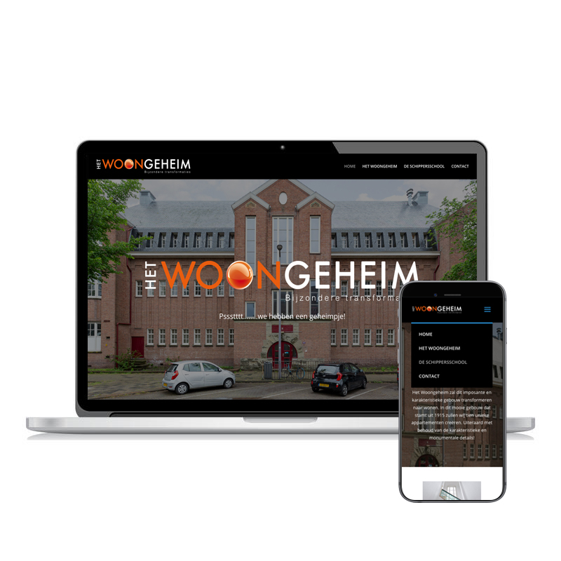 Website woontransformaties