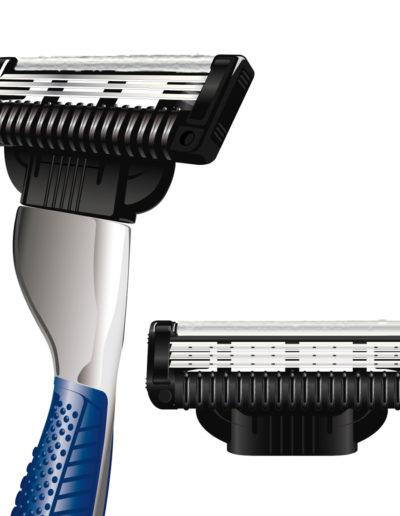 MERS-mach3 compatible kling + razor